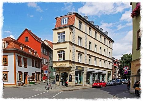 Stilleben Erfurt willkommen stilleben