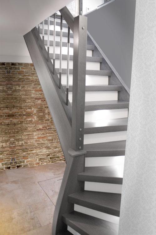 Holztreppe Verschönern willkommen h k treppenrenovierung