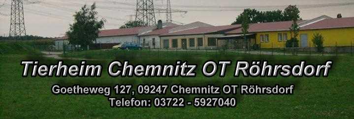 09247 Chemnitz Ot Röhrsdorf tierheim chemnitz ot röhrsdorf