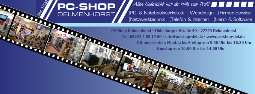 pc shop delmenhorst. Black Bedroom Furniture Sets. Home Design Ideas